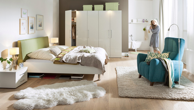 ton in ton tipps f r das kombinieren von farbvarianten m bel mit. Black Bedroom Furniture Sets. Home Design Ideas
