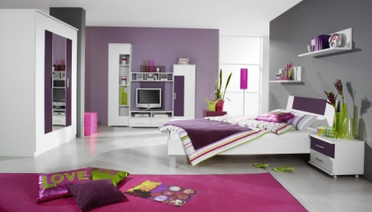 jugendzimmer m bel mit. Black Bedroom Furniture Sets. Home Design Ideas