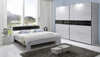 sch ne schlafzimmer m bel mit. Black Bedroom Furniture Sets. Home Design Ideas