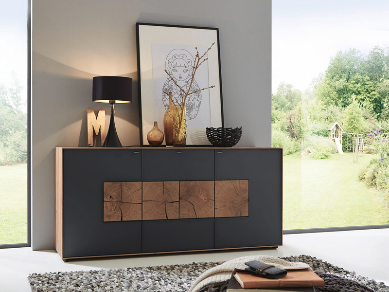 moernes sideboard m bel mit. Black Bedroom Furniture Sets. Home Design Ideas