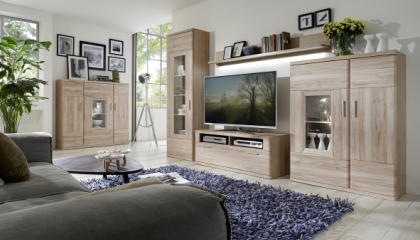 hochwertige wohnzimmerm bel m bel mit. Black Bedroom Furniture Sets. Home Design Ideas